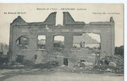Bataille De L'Yser - Reninghe - Laiterie - Samenwerkende Melkerij Sint Antonius - Destrooper, édit. - 1917 - War 1914-18