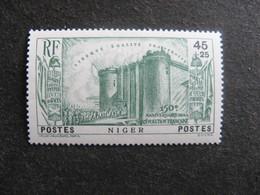 NIGER: TB N° 69, Neuf X . - Niger (1921-1944)