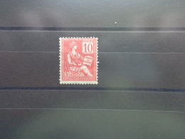 Timbre N°116, Lot 1415 - 1900-02 Mouchon