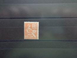 Timbre N°117,  Lot 1414 - 1900-02 Mouchon