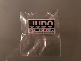 Pin's Du Zen Nihon Japon 2019 Tokyo - Judo