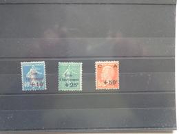 Timbres N° 246 à 248, Lot 1413 - France
