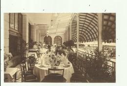 Spa - Hotel Des Bains - Terrasse Du Restaurant - Spa