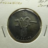 Great Britain 50 Pence 2009 BU - 1971-… : Monnaies Décimales
