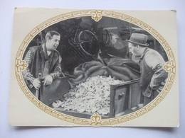 M80 Ansichtkaart Stiefbeen En Zoon (televisieserie NL) (1) - Artiesten