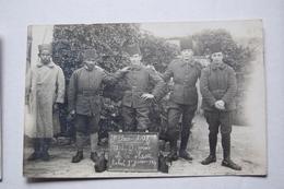 Carte-photo RABAT 1928   Groupe De Soldats à 40 J De La Classe - Regimente