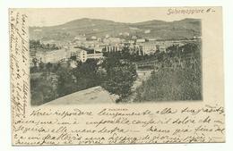 697 SALSOMAGGIORE PARMA PANORAMA 1900 - Parma