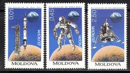 MOLDAVIE - N° 96/8 **  (1994) EUROPA - Moldova