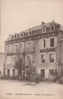 DECIZE : Hôtel Du Commerce . - Decize