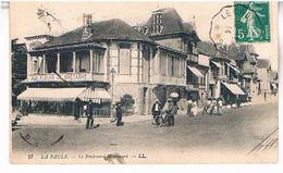 44 LA BAULE  LE BOULEVARD  HENNECART   TBE   LA392 - La Baule-Escoublac