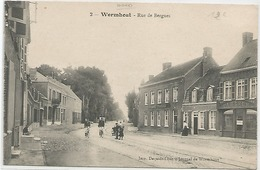 WORMHOUT WORMHOUDT RUE DE BERGUES - Wormhout