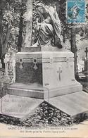 SAINT-LO  - ( 50 ) -      - Monument Aux Morts - Saint Lo