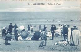 HOULGATE - Scène De Plage - Houlgate
