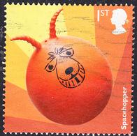 2017 Classic Toys - Spacehopper 1st Class Stamp - 1952-.... (Elizabeth II)