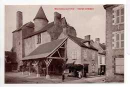 - CPA MENNETOU-SUR-CHER (18) - Ancien Château - Photo A. Breger - - Autres Communes