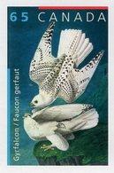 Canada - 2003 - Audubon Birds - Gyrfalcon - Mint Self-adhesive Booklet Stamp - 1952-.... Règne D'Elizabeth II