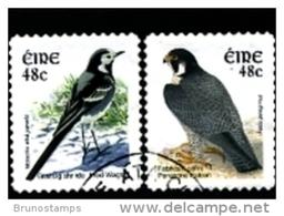 IRELAND/EIRE - 2003  48c.  BIRDS LITHO  SELF ADHESIVE  SET  FINE USED - 1949-... Repubblica D'Irlanda