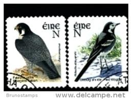 "IRELAND/EIRE - 2003  BIRDS  ""N""  SELF ADHESIVE  SET  FINE USED - 1949-... Repubblica D'Irlanda"