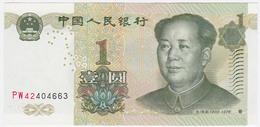 Billet 1 Yuan Chine 1999 - Chine
