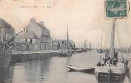 ISIGNY SUR MER - Les Quais - France