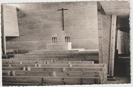 R : Manche : DONVILLE Les  BAINS :  église  Notre  Dame  De  Lourdes   Année  60 - France
