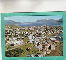 AKUREYRI MAIN TOWN - Iceland