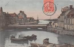ISIGNY SUR MER - Le Pont - France
