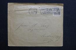 ALLEMAGNE - Enveloppe De Berlin Pour Landau En 1902 , Oblitération Plaisante - L 28754 - Germany