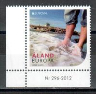 Aland 2012 EUROPA ** - Europa-CEPT