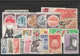 CHINA - 19-05- 48.  25 USED STAMPS. - 1949 - ... République Populaire