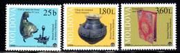 MOLDAVIE - N° 292/4 **  (1999) - Moldavie