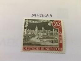 Berlin City Of Spandau Mnh 1957 - [5] Berlin