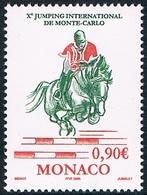 Monaco - Sport équestre : Xe Jumping International De Monte-Carlo 2486 (année 2005) ** - Jumping