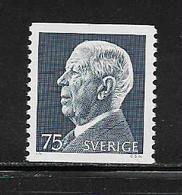 SUEDE  ( EUSU - 145 ) 1972  N° YVERT ET TELLIER  N° 755   N** - Schweden