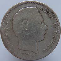 Denmark 25 Ore 1874 VG - Silver - Danimarca