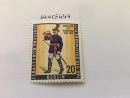Berlin Stamp Day Mnh 1957 - [5] Berlin