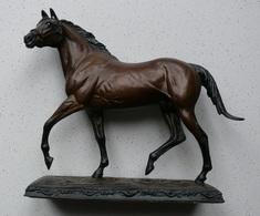 Cheval En Bronze - Bronzes