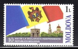MOLDAVIE - N° 347 **  (2001) - Moldavie