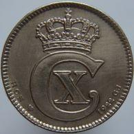 Denmark 25 Ore 1922 UNC - Danimarca