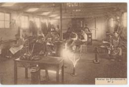 Sint-Pieters-Leeuw - Woluwe-Saint-Pierre - Ecole De Rééducation Professionnelle Pour Soldats Invalides - Cordonnerie - Haacht