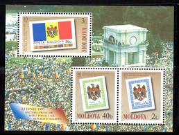 MOLDAVIE - BLOC N°25 **  (2001) - Moldavie