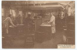 Sint-Pieters-Leeuw - Woluwe-Saint-Pierre - Ecole De Rééducation Professionnelle Pour Soldats Invalides - Atelier - Sint-Pieters-Leeuw