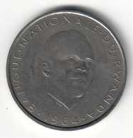Rwanda 10 Francs 1964 - Rwanda