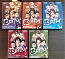 Lot De 5 DVD ( LA CRIM ) - Horror