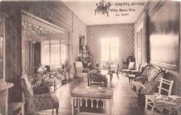 CHATEL GUYON Villa Beau Site Le Salon 16(scan Recto-verso) MA1743 - Châtel-Guyon