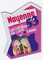 Magnet Le Gaulois - Mayenne 53 - Magnets