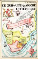 De Zuid-Afrikaanse Letterkunde Dr A. Coetzee Programmabrochure NIR 1938 - Littérature