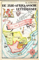 De Zuid-Afrikaanse Letterkunde Dr A. Coetzee Programmabrochure NIR 1938 - Literatuur