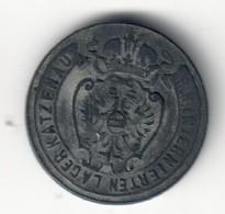 Austria WW I POW Lagergeld Katzenau 2 Heller 1916 - Austria