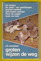 DUIVENSPORT : GROTEN WIJZEN DE WEG 94blz ©1972 Duif Duiven Duivenbond Duivenmelker Postduiven COLOMBOPHILIE PIGEON Z409 - Practical